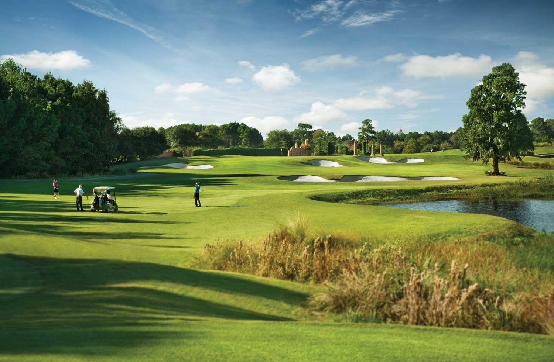 Dyer Golf Academy Greg Norman Champions