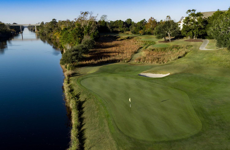 Home  Barefoot Resort  Golf